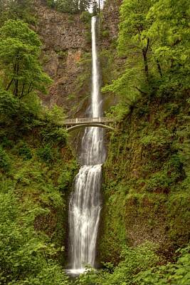 Photograph - The Whole Multnomah Enchilada  by Hany J