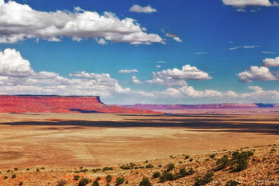 Photograph - The Wide West by Rick Furmanek