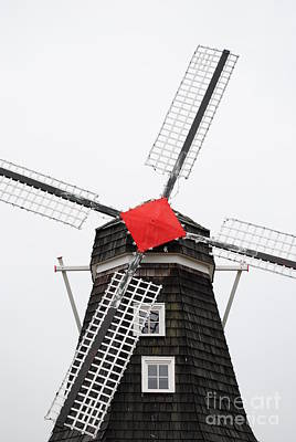 Featured Tapestry Designs - The Windmill by Jost Houk
