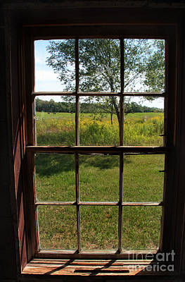 Photograph - The Window 2 by Joanne Coyle