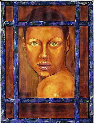 The Window Print by Dan Earle