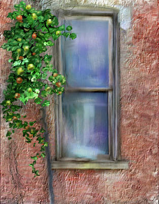 Photograph - The Window by Mary Timman