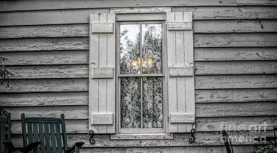 Photograph - The Window by Paulette Thomas