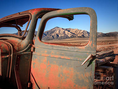 Photograph - The Window View by Robert Bales