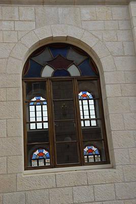 The Windows Of Jerusalem-1 Art Print by Alex Kantor