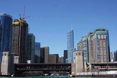 Photograph - The Windy City Today by Vadim Levin