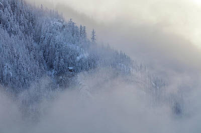 Photograph - The Winter Dreamland  2 by Jonathan Nguyen