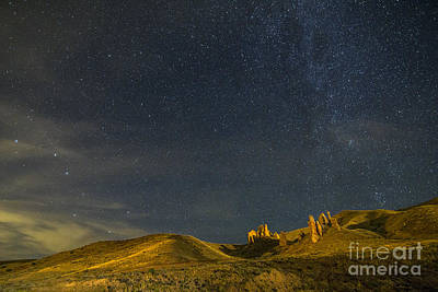 Photograph - The Witches And The Big Dipper by Spencer Baugh