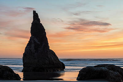 Photograph - The Wizard's Hat Of Bandon by Loree Johnson