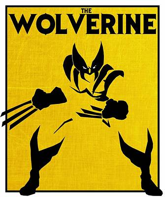 Photograph - The Wolverine by Kyle West