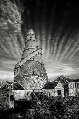 Photograph - The Wonderful Irish Barn by Jose Maciel