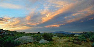 Sun Rays Digital Art - The Wonders Of Sunset by Glenn McCarthy Art and Photography