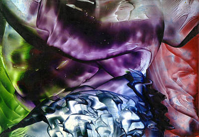 The World Below Art Print by Steve  Heit