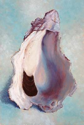 Painting - The World Is Your Oyster by Pam Talley