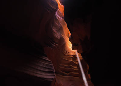 Photograph - The World Within - Antelope Canyon by Gregory Ballos