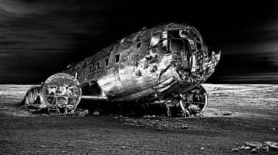 Photograph - The Wreck by Thomas Schreiter