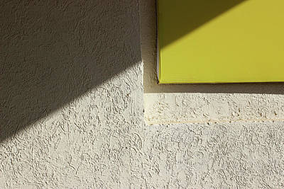 Photograph - The Yellow Rectangle  by Prakash Ghai