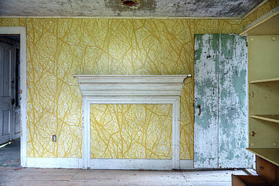 Photograph - The Yellow Room No.3 by Geoffrey Coelho