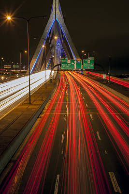 Photograph - The Zen Of Traffic by Kimberly Nyce