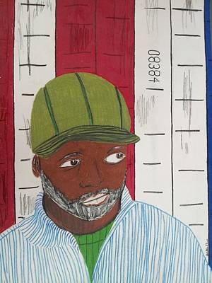 Still Life Drawings - Theaster Gates by William Douglas