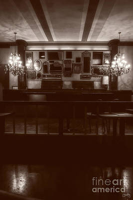 Photograph - Theater Bar by Imagery by Charly