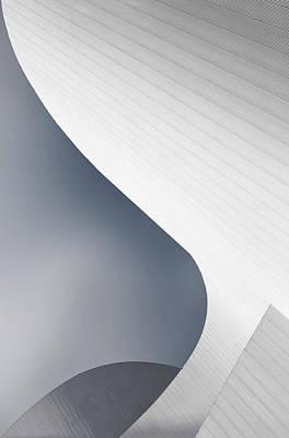 Germany Photograph - Theatre Lines by Jeroen Van De Wiel