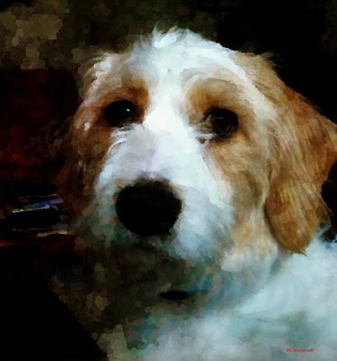 Their Dog Original by Margaret Wingstedt