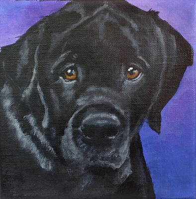 Painting - Thelma by Carol Russell