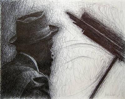 Thelonious Monk 1 Art Print