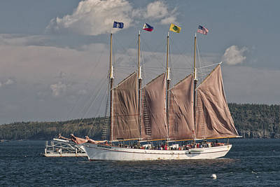 Photograph - The_margaret_todd_schooner_img_6167 by Greg Kluempers