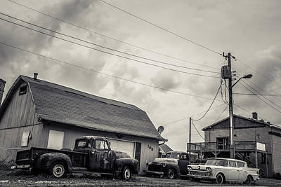 Photograph - Then There Were 3  by Off The Beaten Path Photography - Andrew Alexander