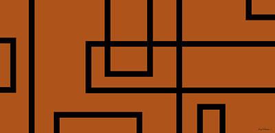 Digital Art - Theory Balas 0119 by Sir Josef - Social Critic -  Maha Art