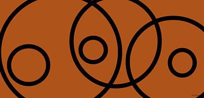 Digital Art - Theory Balas 83 by Sir Josef - Social Critic -  Maha Art