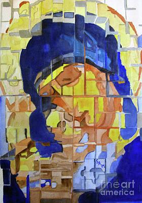 Painting - Theotokos by Sandy McIntire