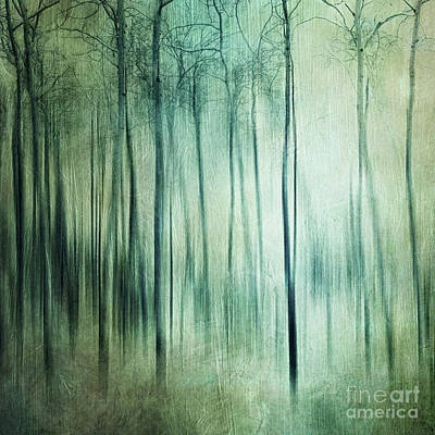 There Is Light Somewhere Art Print by Priska Wettstein