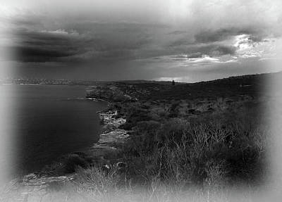 Photograph - There Is Peace Even In The Storm  by Miroslava Jurcik