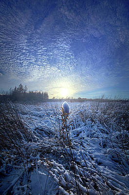 Photograph - Therefore We Do Not Lose Heart by Phil Koch