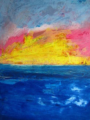 Painting - Thermal by Michael Baroff