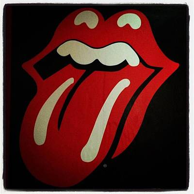 Rock And Roll Wall Art - Photograph - The Rolling Stones by Stew Lamb