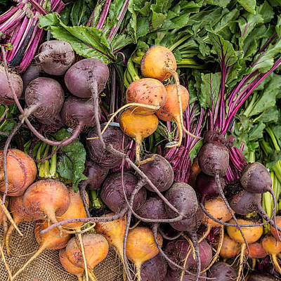 Photograph - These Can't Be Beet by Peter Tellone