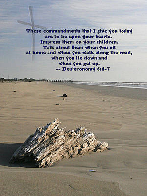 Photograph - These Commandments by Charles McKelroy