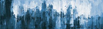 Painting - These Rainy Days by Andrea Mazzocchetti