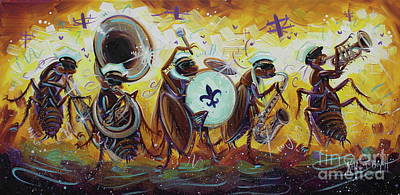 They All Go Marching In Original