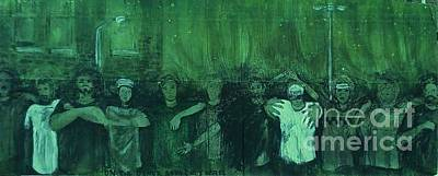 They Wait Original by Kristin Shelor