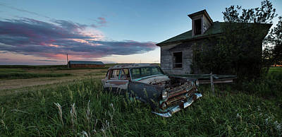 Photograph - They're Here by Aaron J Groen