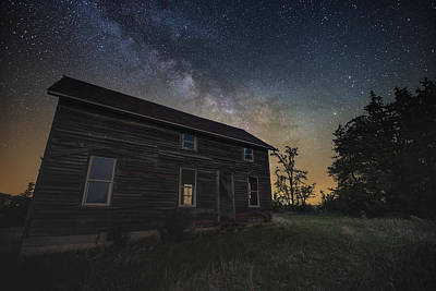 Photograph - Thing Of The Past by Aaron J Groen