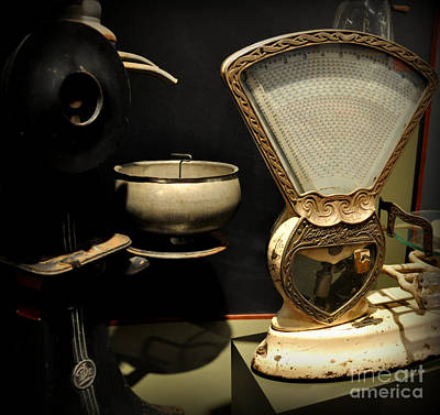 Still Life Photograph - Things From The Past by Tanya  Searcy