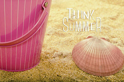 Photograph - Think Summer Pink by Marianne Campolongo