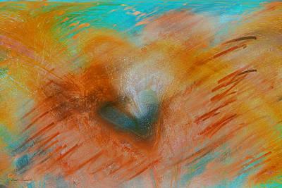 Valentines Day Digital Art - Thinking Of You by Linda Sannuti