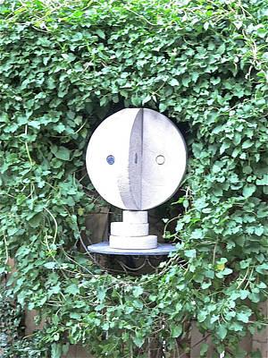 Manipura Sculpture - Third Chakra Manipura Solar Plexus by Frank Pasquill